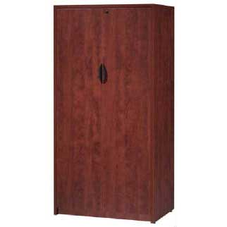 Cherry Double Door Storage Cabinet
