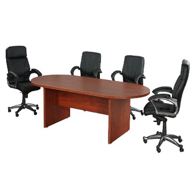 Express EL Series 6-Foot Conference Table in Cherry