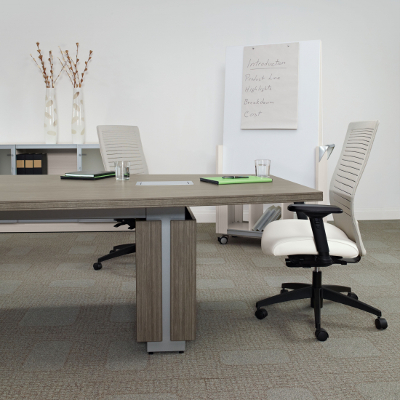 Foot Global Zira Boat Shape Conference Table Better Office - Global office furniture