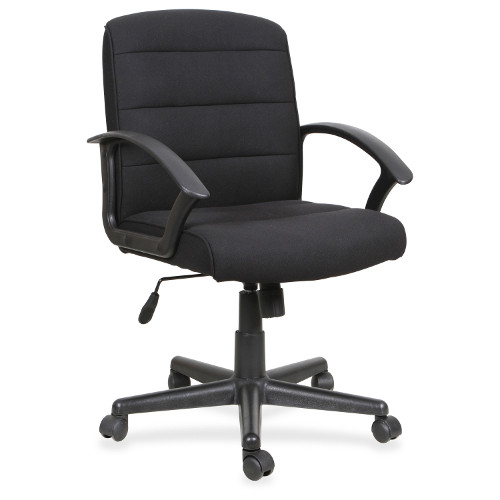 Mid Back Fabric Computer Task Chair