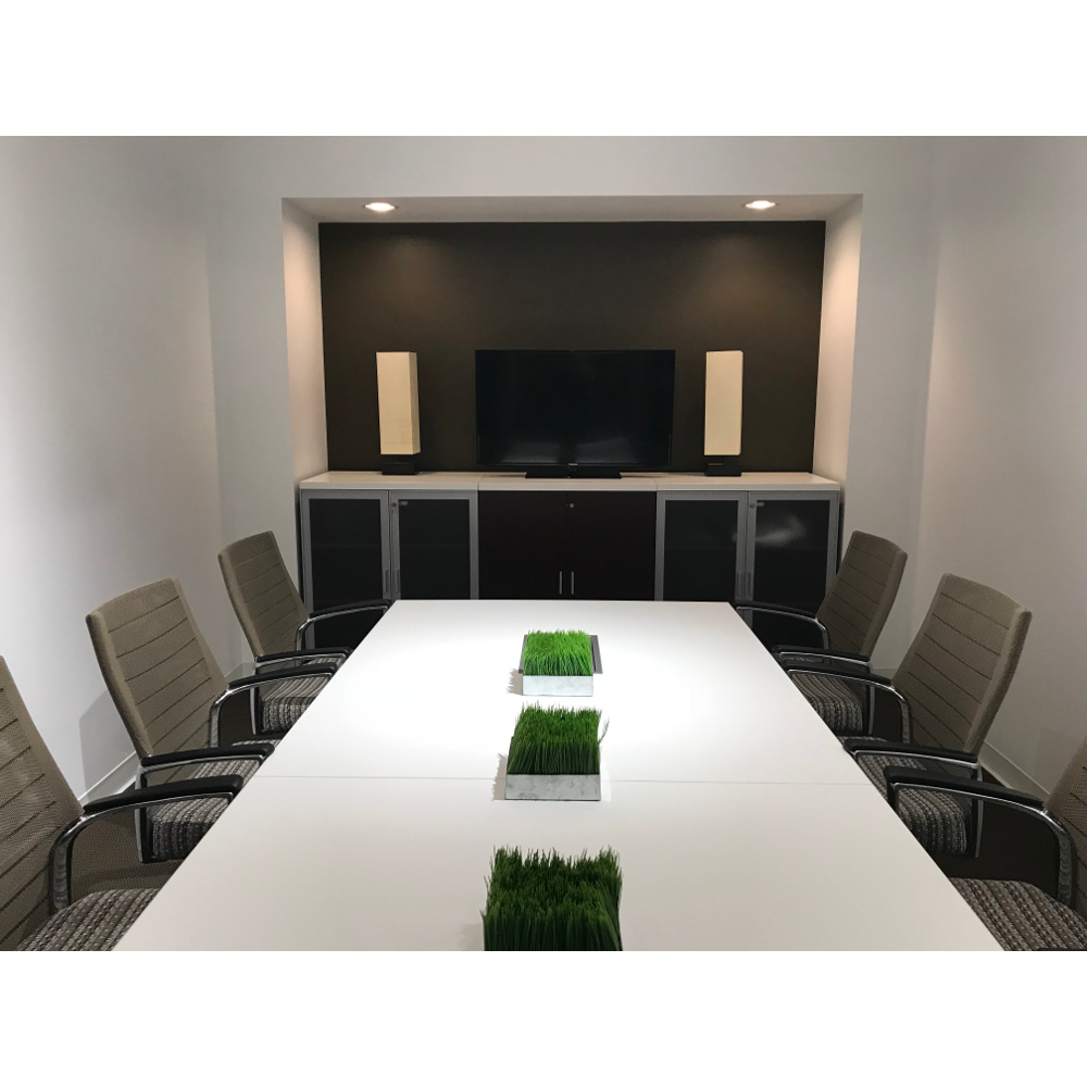 Used 10 Global Zira Rectangular Conference Table 4 975